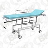 BKMR 002 - MACA HOSPITALAR ALTURA REGULÁVEL LEITO ESTOFADO