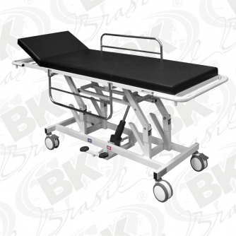 BKMR 006 - CARRO MACA HIDRÁULICO - ELEVAÇÃO